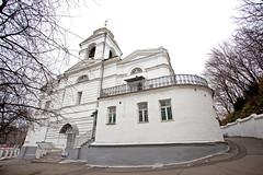Крестовоздвиженский храм на Подоле