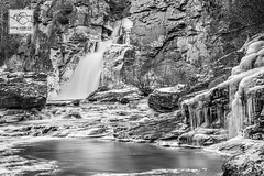 Frozen Linville Falls (cathyandersonphoto) Tags: winter mountains landscapes waterfall wilderness blueridgemountains linvillegorge blueridgeparkway professionalphotographer appalachianmountains naturephotography linvillefalls weatherchannel brp naturephotos wildernessarea landscapephotography ncmountains naturephotographer linvilleriver landscapephotographer landscapephoto wildernessphotography ourstatemagazine wildernessphotographer wildernessphotos 828isgreat