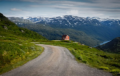Old norwegian mountain road (A.Husvaer) Tags: