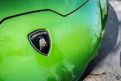 Lamborghini Huracan LP610-4 (N.D pictures) Tags: lamborghini huracan lp6104 vert verde mantis italian car meet rassemblement lohéac motorsport academy journée échappement trackday circuit france logo embleme taureau supercar color worldcars