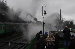 IMGP8420 (Steve Guess) Tags: uk england train engine loco hampshire steam gb locomotive alton ropley alresford hants fourmarks medstead