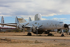 Lockheed EC-121T Warning Star ~ 53-0554 (Aero.passion DBC-1) Tags: museum plane warning star tucson aircraft aviation muse pima preserved lockheed ~ constellation avion airmuseum c121 airspacemuseum aeropassion musedelair dbc1 prserv 530554