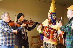 Musicians (Trudy -) Tags: holiday fun louisiana colorful celebration mardigras cajun 2016 lejeunecove trudyledoux