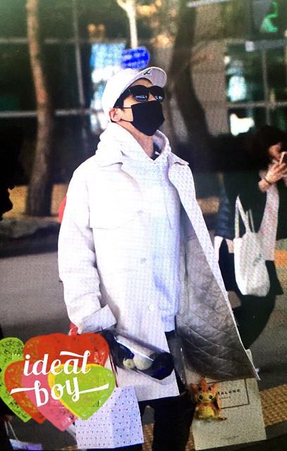 160215 Jonghyun @ Aeropuerto de Incheon {Llegada a Corea} 24953714932_723786559c_z