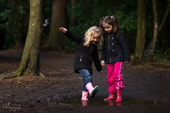 ...friendship... (Margarita K...) Tags: park wood portrait house childhood southwales wales forest children kid nikon child south ngc newport fairytales tredegar beautifulwales mkphotography d5200 margaritakphotography