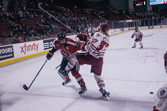 Hockey vs Northeastern (dailycollegian) Tags: hockey massachusetts icehockey amherst neu umass northeastern umassamherst menshockey umassathletics hockeyvsnortheastern williamlagesson