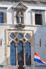 Dubrovnik. Sponza Palace (vs1k) Tags: sea architecture mediterranean croatia dubrovnik adriatic hrvatska dalmatia sponzapalace