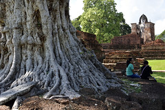 _GRL7589 (TC Yuen) Tags: architecture thailand ruins asia southeastasia buddha unesco worldheritage norththailand ancientcapital