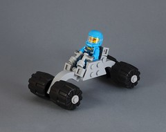 Rover (lokiloki29) Tags: sf fiction lego space rover science moc febrovery
