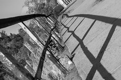 Puente (Fotografa Valparaso) Tags: calle fuga perpectiva baranda