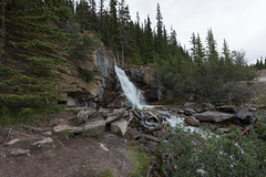 Jasper National Park (claudiu_dobre) Tags: park ca canada mountains river landscape waterfall jasper national alberta improvementdistrictno12