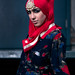 Dilan Guzel Turkish Fashion shoot WIth Nida Saleemi and Andelib Moda
