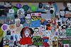 stickers amsterdam (wojofoto) Tags: ndsm amsterdam nederland netherland holland wojofoto wolfgangjosten streetart stickers stickerart stickercombo combo collage fito zckr isoe wojo vin psyco nol jdpk