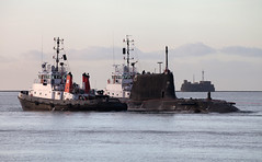 HMS Ambush 16th Jan 2016 #8 (JDurston2009) Tags: unitedkingdom plymouth submarine ssn royalnavy plymouthsound astuteclass s120 sdadept sdcareful hmsambush sdforceful