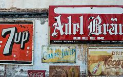 VintageSigns-ReadsLandingBrewery-SC2_7433.jpg (hubertstevecole) Tags: food signs beer minnesota bar mississippiriver hubertstevecole
