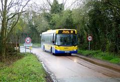 anglianbus 456 - AN61BUS (Zak (Norwich Bus Page)) Tags: 456 2016 anglianbus norwichbuspage an61bus scaniak230ubomnilink routeab84 yt61ffb