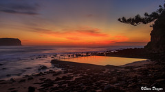 0S1A2723enthuse (Steve Daggar) Tags: ocean seascape beach sunrise centralcoast gosford oceanpool macmastersbeach