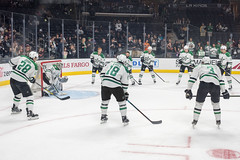 Dallas Stars (mark6mauno) Tags: hockey stars nhl dallas nikon center national nikkor staples league staplescenter dallasstars 50mmf14d nationalhockeyleague d810 nikond810 201516 ar1x1