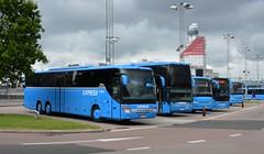 Gteborg, Nils Ericson Terminalen 13.07.2015 (The STB) Tags: bus gteborg autobus buss vsttrafik bussar