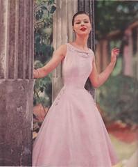 Jolyn Junior 1956 (moogirl2) Tags: retro vogue 50s 1956 vintageads vintagefashions vintagevogue 50sfashions jolynjunior