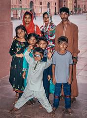 Badshahi Mosque, Lahore, Punjab, Pakistan (Feng Wei Photography) Tags: travel family pakistan tourism vertical ancient asia islam landmark mosque pk punjab lahore islamic badshahimosque traveldestinations colorimage islamicculture indiansubcontinent