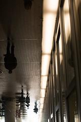 Street Photography (jillyspoon) Tags: city people public glass station reflections walking birmingham streetphotography railwaystation pancake 40mm grandcentral newstreet regeneration passersby pancakelens stateoftheart canon40mm canon70dcanon