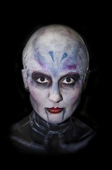 Ventress (Gary Sean Burrows.) Tags: star paint body sean gary scarborough fi wars sci burrows