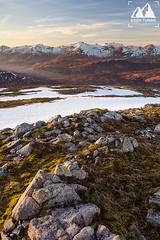 Ben Nevis (etunar) Tags: travel snow mountains nature landscape scotland highlands bennevis glencoe fortwilliam goldenlight snowcappedmountains landscapephotography visitscotland