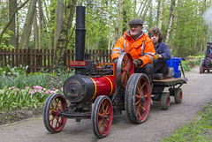 Spring Steam (Kev Gregory (General)) Tags: show public gardens shopping model events centre year sunday traction engineering exhibit hobby steam engines april third around held visitors gregory kev 24th each spalding themselves 2016 neighbouring springfields steam run