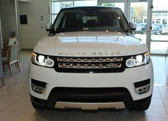 Land Rover - Range Rover Sport HSE - 2015  (saudi-top-cars) Tags: