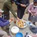 Las empanadas de Doña Virginia