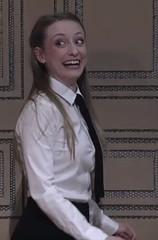 Proper Uniform 6 (Meinhardis66) Tags: rock tie maid bluse krawatte dienstmdchen governess gouvernante schuluniform schleifenbluse zchtig hochgeschlossen properuniform