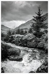 dark entries (theclashcityrocker) Tags: monochrome scotland restandbethankful scottishhighlands scottishlandscape fujiuk fujixseries