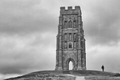 Glastonbury Tor in England (Daniela Seefelder) Tags: england glastonbury tor avalon summerset yniswitrin