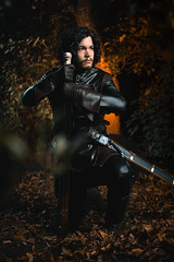 Games of Thrones - John Snow Cosplay from  #Connichi2015 ( Kassel / Germany) (Lenbox) Tags: portrait costume nikon cosplay action 85mm nikkor ff strobe elinchrom 50mmf14g d810 octobox nikond810 antonygomes antonygomesphotographe antonygomesphotography