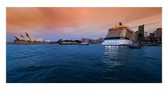 Sydney Harbour (Tonitherese) Tags: bridge harbour sydney