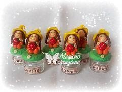 100_8048 (MAGICHE CREAZIONI) Tags: battesimo bomboniere follette barattoli pastadimais