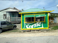 Belize City - Sprite (The Popular Consciousness) Tags: belize belizecity centralamerica
