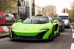 McLaren 675LT (Callum Bough) Tags: auto road street green london cars car nikon automobile driving traffic outdoor automotive mclaren d750 vehicle parked autos carbon napier rare supercar v8 qatar supercars mso hypercar 675lt