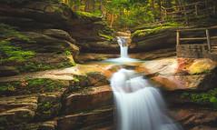 Sabbaday Falls (Robert Allan Clifford) Tags: trees water waterfall newengland newhampshire nh whitemountainnationalforest sabbadayfalls sabbadaybrook robertallanclifford robertallancliffordcom