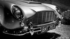 James Bond et Aston Martin (La Pom ) Tags: martin sean aston connery goldfinger db5