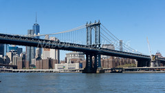 New York, NY: Manhattan Bridge crossing the East River from Brooklyn to Manhattan (nabobswims) Tags: bridge newyork brooklyn us unitedstates manhattan manhattanbridge eastriver lightroom nabob sonya6000 nabobswims