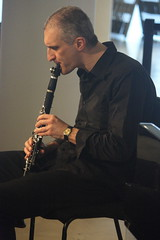 Luca Luciano (2016) 01 (KM's Live Music shots) Tags: italy jazz clarinet southbankcentre fridaylunch westernclassicalmusic lucaluciano