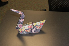 Origami program during National Library Week 2016 (ACPL) Tags: origami 2016 fortwaynein acpl nationallibraryweek nlw allencountypubliclibrary