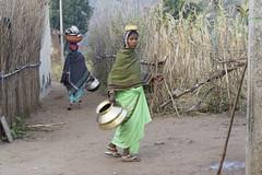 Bhoramdeo - Chhattisgarh - India (wietsej) Tags: india zeiss rural women village sony tribal 18 55 chhattisgarh a6000 bhoramdeo sel55f18z