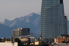 Torre Diamente (Obliot) Tags: skyline italia milano it april lombardia galleria highline 2016 grattacieli obliot highlinegalleria
