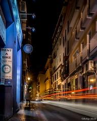 Seville - Spain -> Instagram : @rodlilo (rgm_fotografia) Tags: longexposure trip travel light vacation espaa lightpainting night sevilla spain nikon espanha europa europe seville noite eurotrip lightroom longaexposio sevilha lighttrail longexpo d3300
