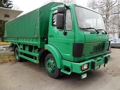 MB NG 1017 (Vehicle Tim) Tags: truck mercedes police ng mb polizei 1017 lkw laster einsatz blaulicht pritsche 1017a