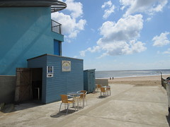 27/4/2016, 118/365, Sea View IMG_6032 (tomylees) Tags: beach sunshine project wednesday kent chairs tables april 365 27th ramsgate 2016