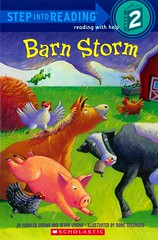 Barn Storm (Vernon Barford School Library) Tags: new fiction storm weather animal animals barn reading book high humorous reader library libraries humor barns reads charles books humour read paperback story diane cover junior novel covers bookcover debra middle storms stories vernon quick tornado domesticanimals recent qr rhyme grade2 bookcovers paperbacks verse novels fictional farmlife humourous readers barford tornadoes softcover rhyming quickreads ghigna greenseid quickread charlesghigna vernonbarford rl2 softcovers readinglevel storiesinrhyme storiesinverse 9780545460316 9780329791117 debraghigna dianegreenseid